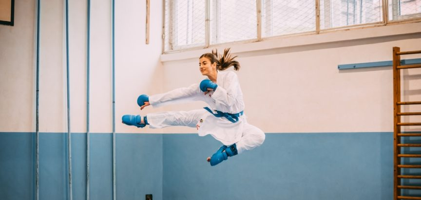 MONIKA RAJIĆ: Karate je rad, trud, disciplinu i odricanje usadio u moj karakter