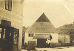 Razvoj pošte u Rami