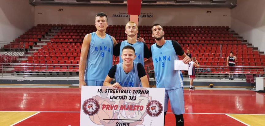 """HKK """"Rama"""": Juniori osvojili turnir u Laktašima"""