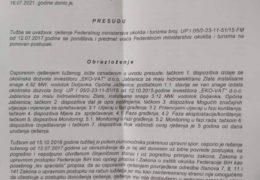 Poništena dozvola Mirzi Teletoviću za hidoelektranu na Doljanki
