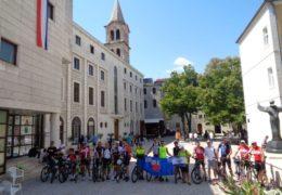 """Uspješno okončano 10. jubilarno bicikliranje """"Gospinim putem od Rame do Sinja"""""""