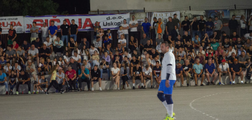 U finalu malonogometnog turnira u Uskoplju sudar Ramljaka i Uskopljaka