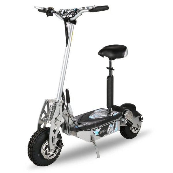 Electric scooter Silver