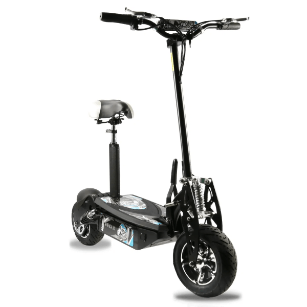 Pro X RT Electric Scooter  – Black – 1600W 48V