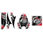 Pro X Series Red Decal Pack