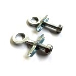 Electric Scooter Chain Adjusters Pair