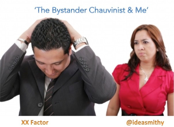 Bystander Chauvinist
