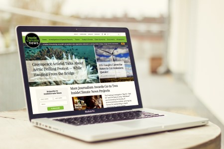 Inside Climate News Homepage