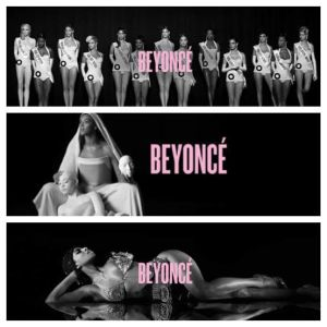 beyonce- collage