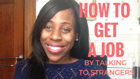 how to get a job- job hunting tips