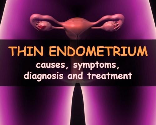 Thin Endometrial
