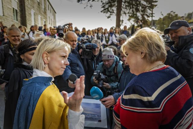 Foto: Nina Haraldsø