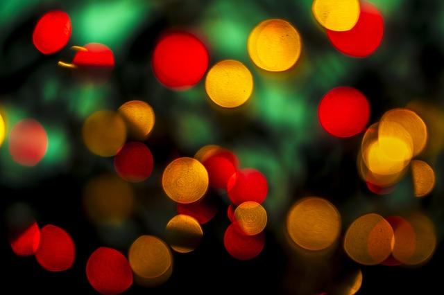 pynt lys dekor