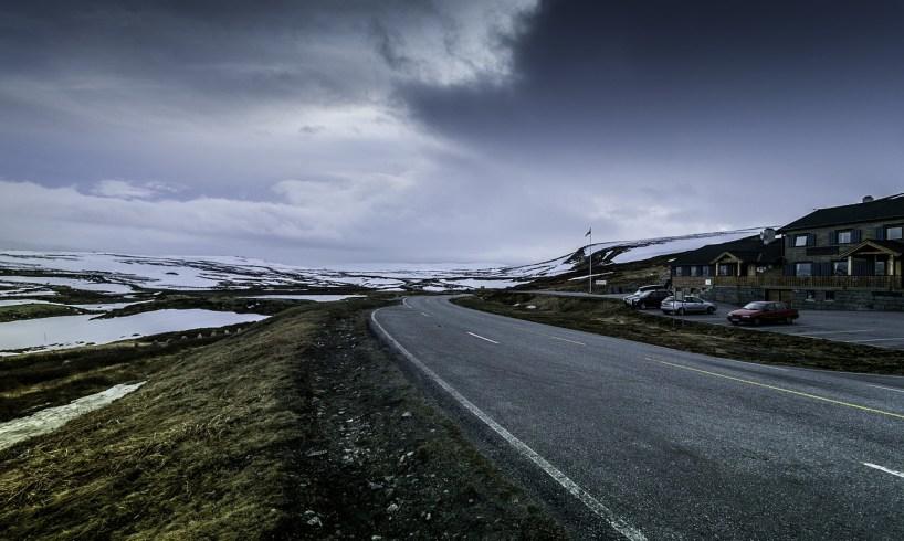 nordland vei trafikk