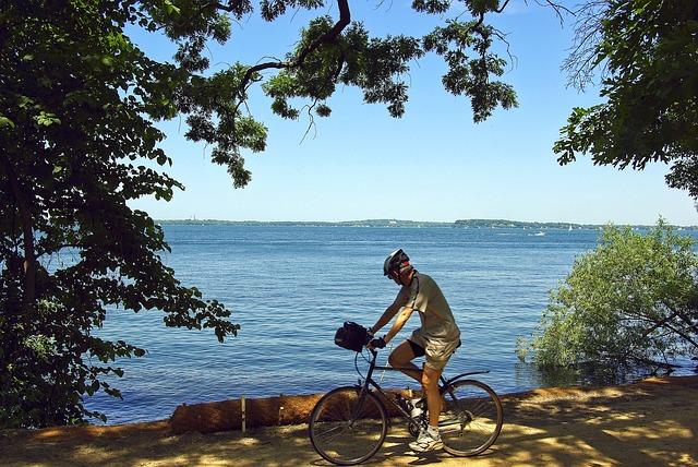 sykkel sommer