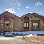 Valdoro Exterior - Ranch Living - Colorado Springs Semi-Custom Homes