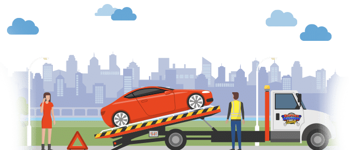 24/7 Emergency Car Towing Services
