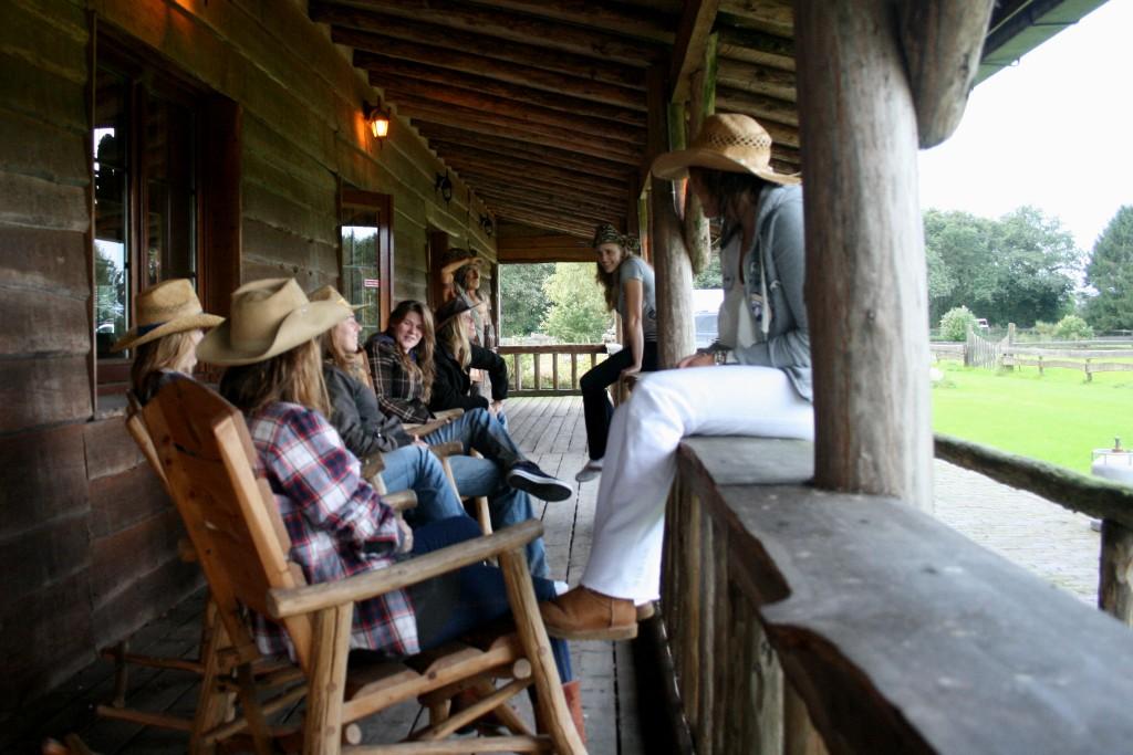De Groepsaccommodatie El Rancho de Verano  El Rancho de