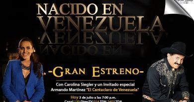 Nacido en Venezuela