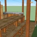 Costa Rica Greenbuilding Kitchen