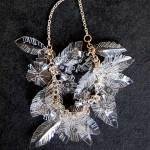 Razor-Cut Recycled Plastic Jewelry