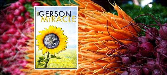 Gerson Therapy to Cure Regenerative Diseases and Cancer