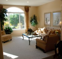 Custom Window Treatments - Rancho Interior Design