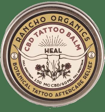 Rancho Healing Tattoo balm