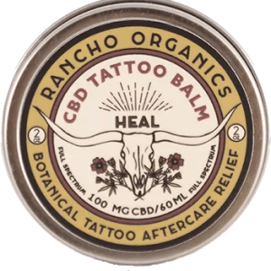 Rancho Healing Tattoo balm