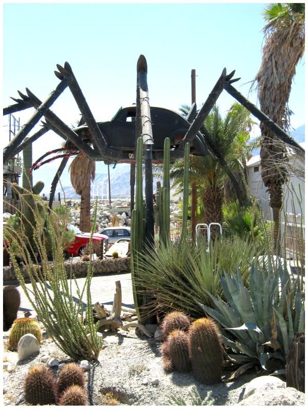 Palm Springs Rancho Reubidoux