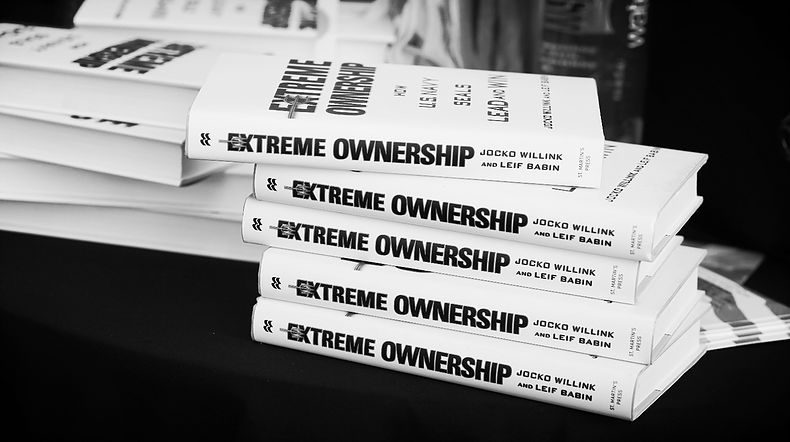 Extreme Ownership – Jocko Willink & Leif Babin