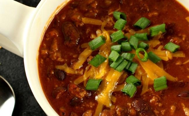 Randall Beans Dark Red Kidney Bean Turkey Chili Chili