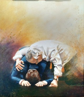 Covered by the Father