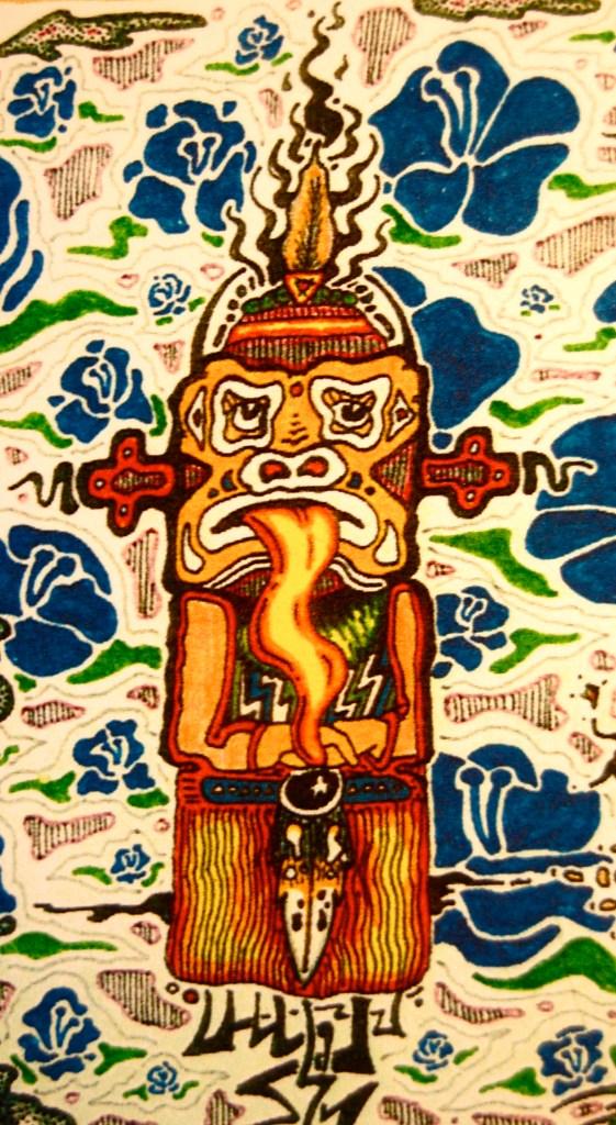 Katchina Tiki