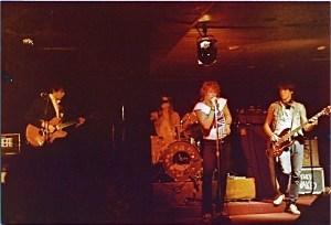 Tim Mosley, Greg Wilcoxen, RR, Greg Crozier