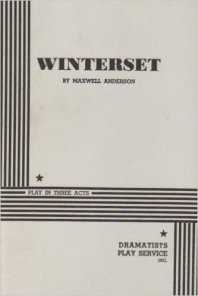 winterset play anderson