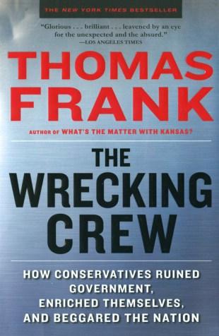 franks wrecking crew