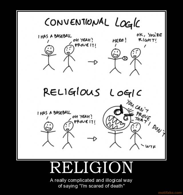 Religion cartoon
