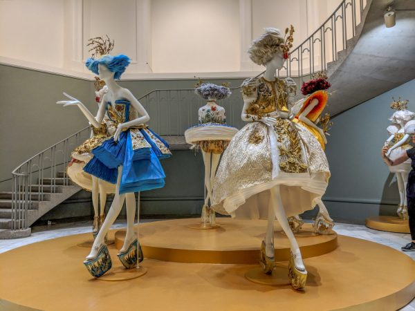 Guo Pei Couture Vancouver Art