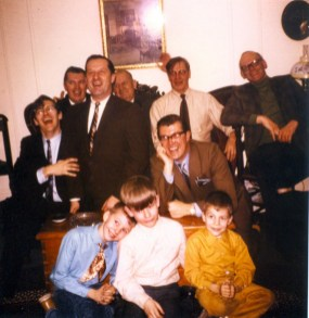 Lampe - Steinberg Party 1970