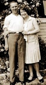 Rudy Schreiber and Florence Lambert Schreiber