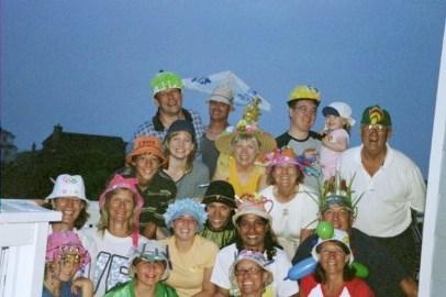 Hat gang, again!