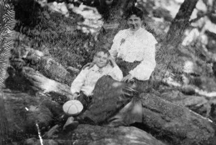 Charles Kolm Hoppe & Helene Vodel Hoppe