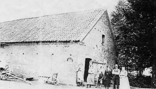 Oerding - Steinberg barn. Franzhorn
