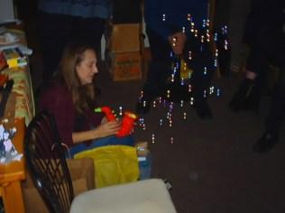 Chair, Jane, Saxomophone, Bubbles