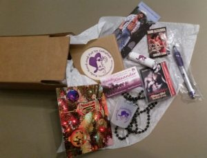 Box of Swag from Randi Alexander