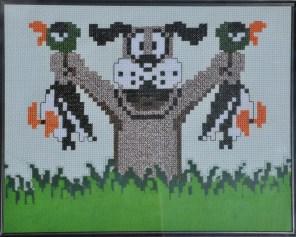 Duck-Hunt-Cross-Stitch