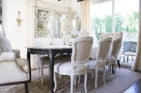 why you should use your dining room - elegant neutral ...