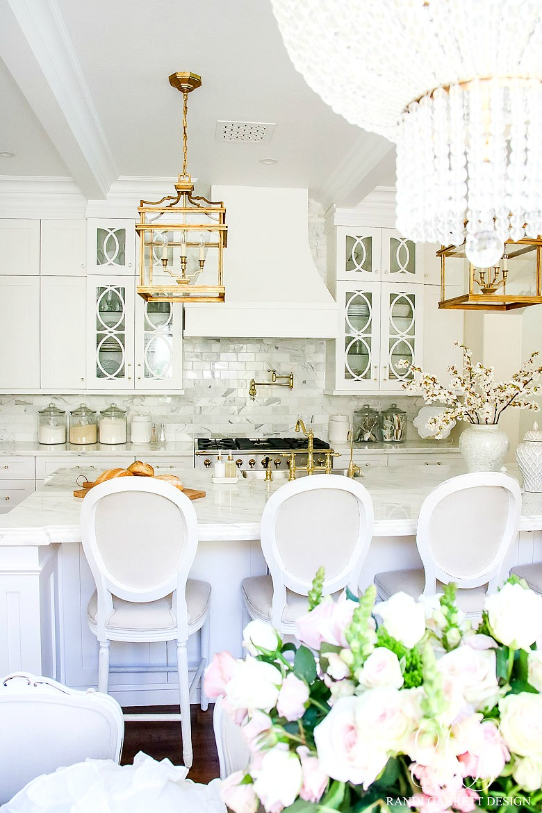 kitchen remodel contractors stone top table dark to light before and after - elegant white ...
