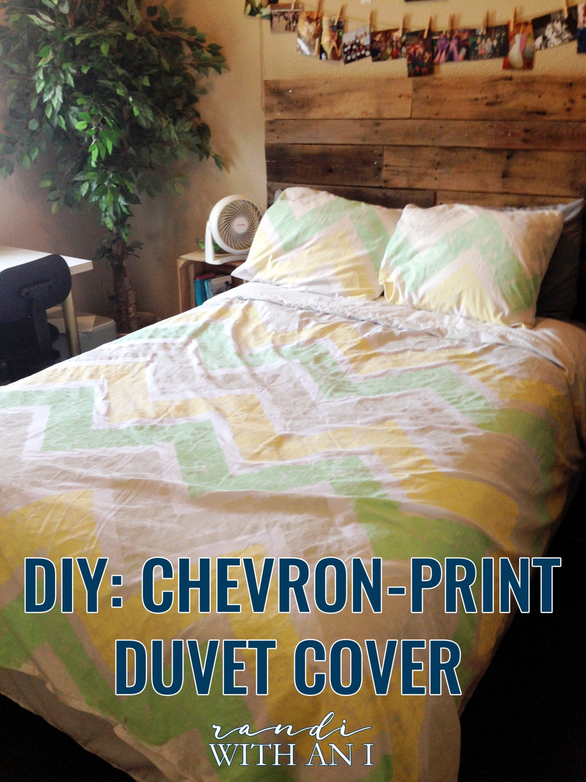 diy_chevron_print_duvet_cover